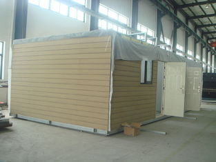 China Quick Assemble Prefab Modular Homes Energy Saving Prefab Modular Homes supplier