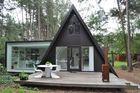 China Prefabricated House Kits , One Floor Modern Light Steel Frame House factory