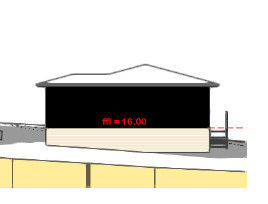 China High Efficiency Modular House Prefab Villa 0.75mm / 0.95mm / 1.15mm Steel Frame distributor